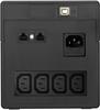 VI750 1000 PSW back - PowerWalker VI Line-Interaktivni Tower UPS napajalniki